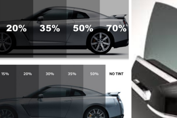 understanding window tinting percentages in automobile